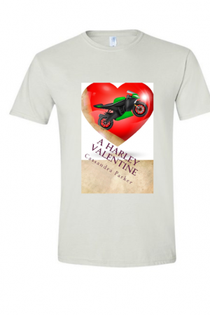 A Harley Valentine T-Shirt Size