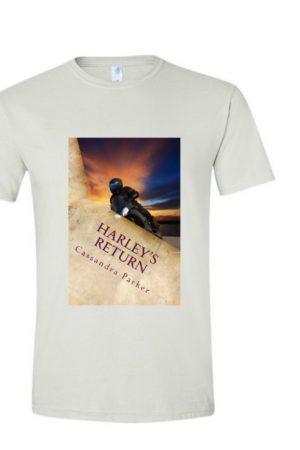Harley's Return T-Shirt