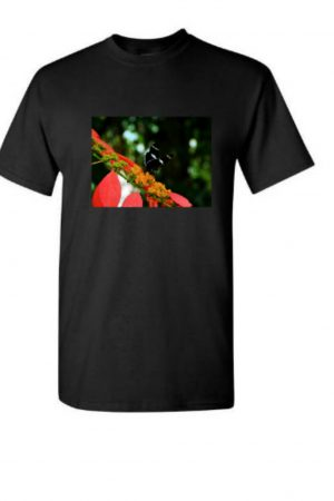 Rice Paper Butterfly T-Shirt