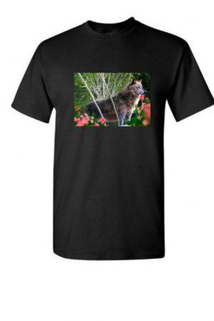 Standing Wolf T-Shirt